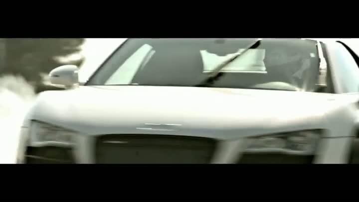Audi R8 Drifting - 500.000 Fans