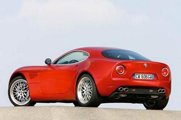 Alfa Romeo 8c Competizione8