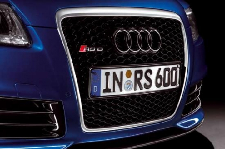 RS6 2007 V10 Bi-Turbo Monster