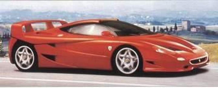 Ferrari F60 Prototype