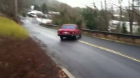 Volvo Drift Fail