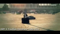 DiRT 3: FreeStyle Gymkhana - Little Stunt with Ford Fiesta GYM 3 (livery_05)