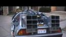 Back to the Future Delorean Time Machine - Ride Along
