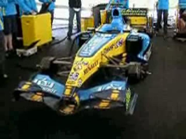 Renault Benetton Formel 1 (F1)