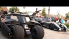 SPECIAL REPORT: STAR CARS Pilot- Batmobiles United!