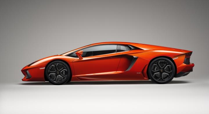 Lamborghini Aventador 46