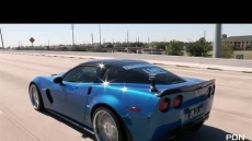 2,000hp Twin Turbo Corvette Street Car - LMR